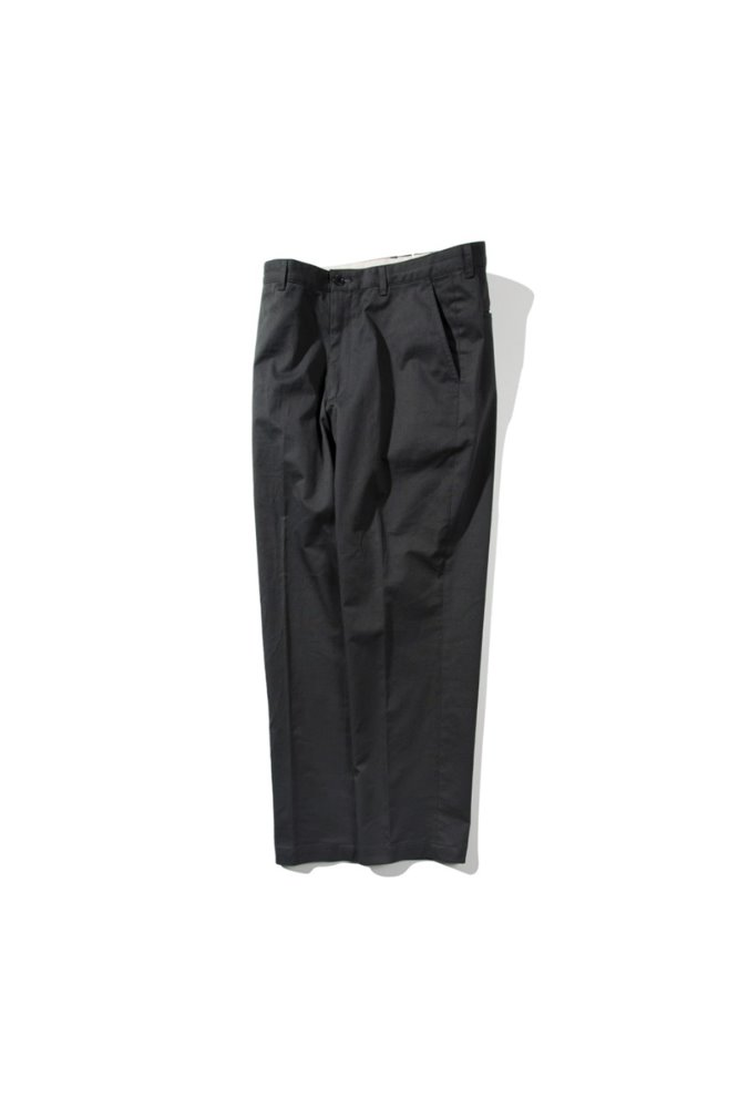Washed Tapered Pants