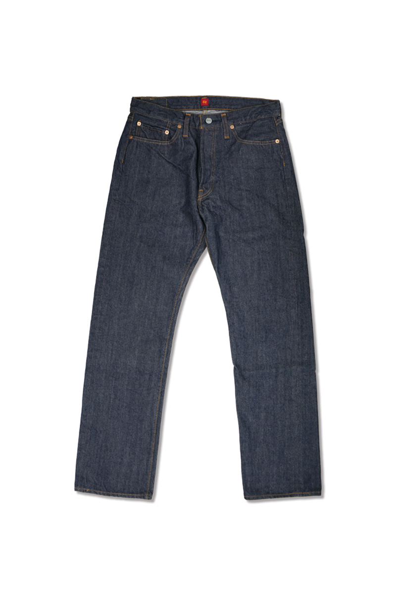 710 SELVEDGE DENIM ONE WASH