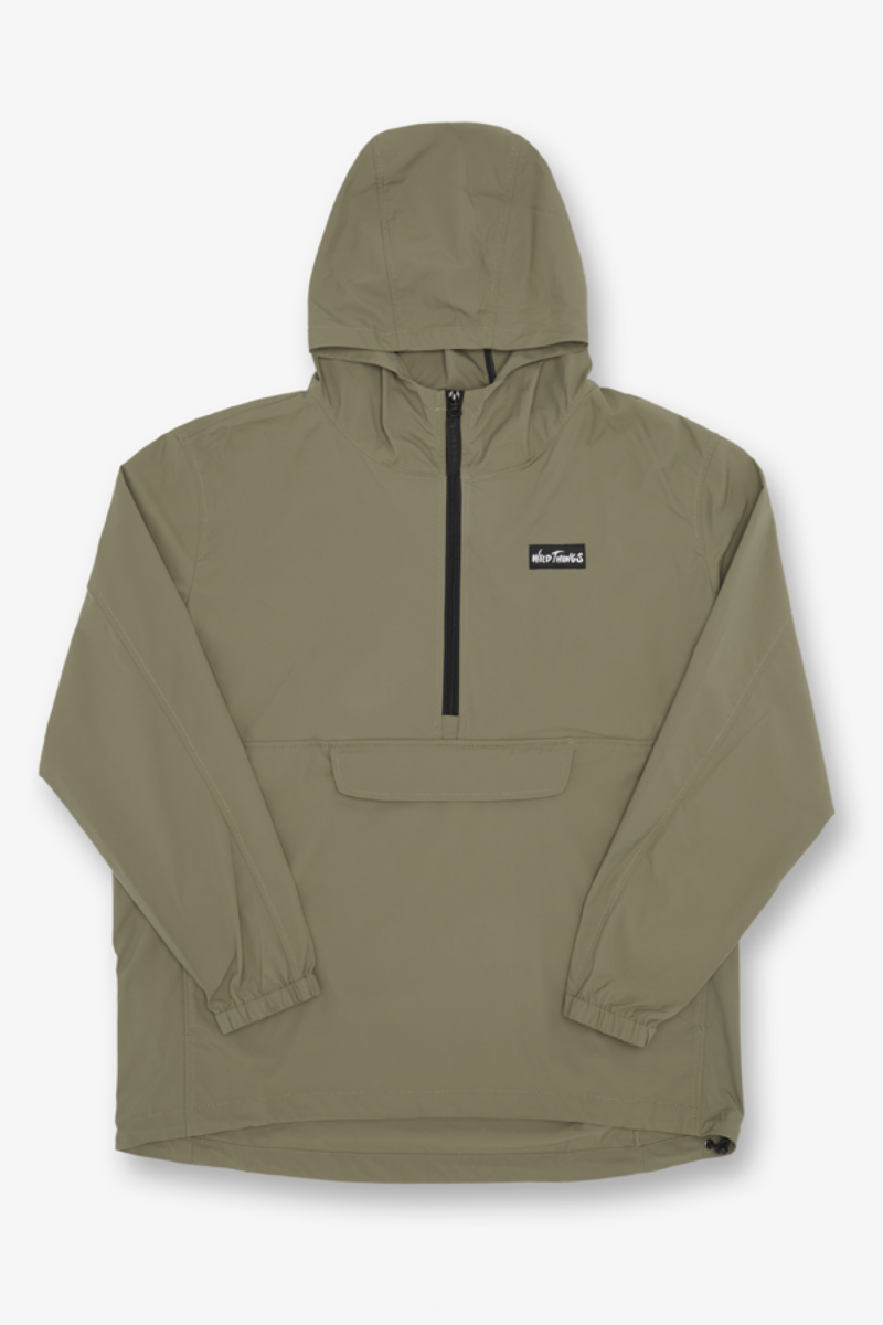 MOTION EASY ANORAK SMOKY LEAF