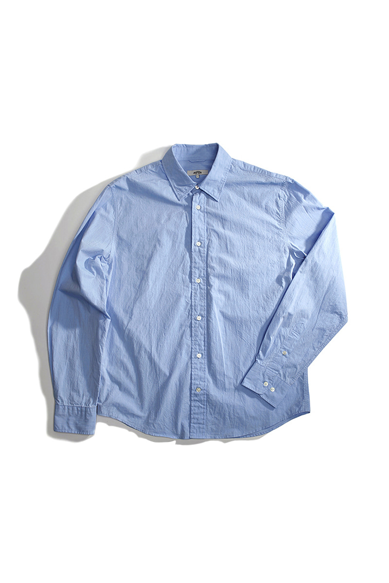 DICKIE BLUE TYPEWRITER SHIRTS