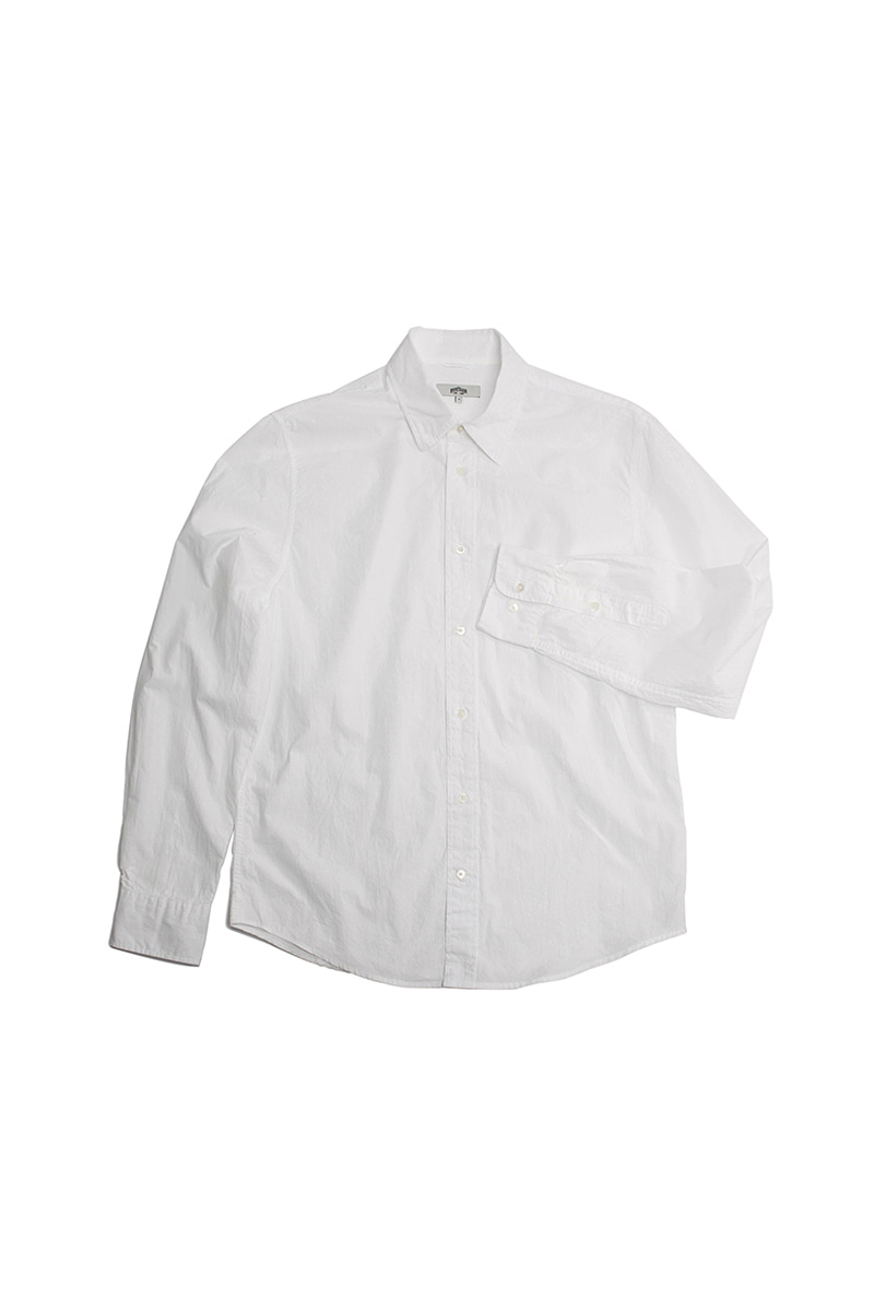 DICKIE WHITE TYPEWRITER SHIRTS